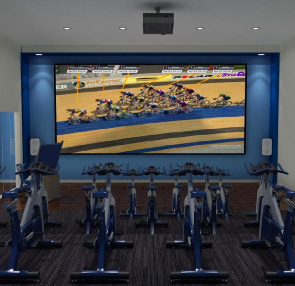 Ogni Rider sarà contraddistinto dal proprio Avatar sullo schermo