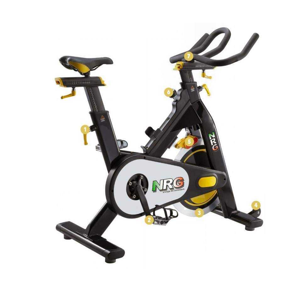 Bike NRG 513-SRH